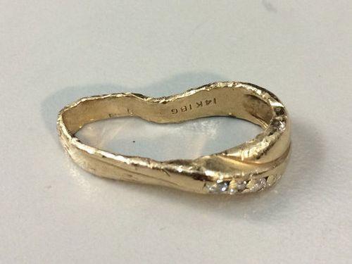 結婚指輪の修復00