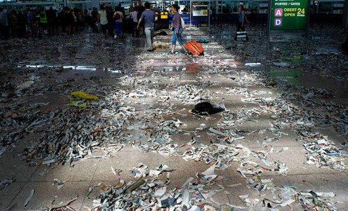 バルセロナの空港06