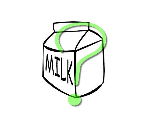 会社の牛乳の状況がヒートアップ00