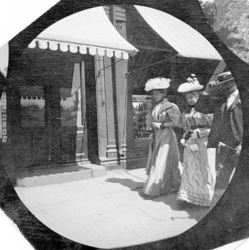 19世紀の隠しカメラ写真13