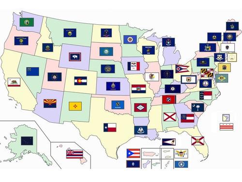 アメリカ各州のスローガン00