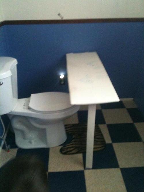 家を購入したらトイレがこうだった02