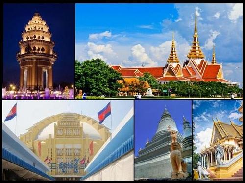 カンボジアのホテル00