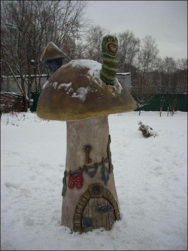 ロシア遊具10