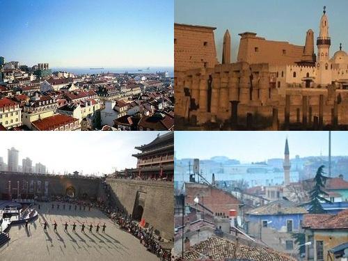10の古代都市