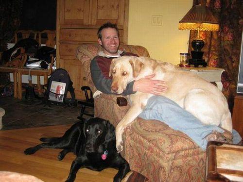 犬と仲良し02