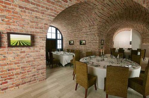 イギリスの要塞ホテル15