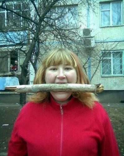 ロシア女性のネットでのアピールが何か変08