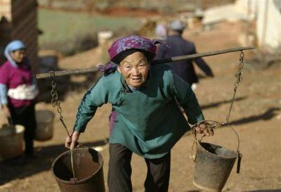 中国を襲う大干ばつ10