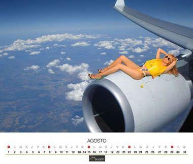 スチュワーデス・カレンダー08