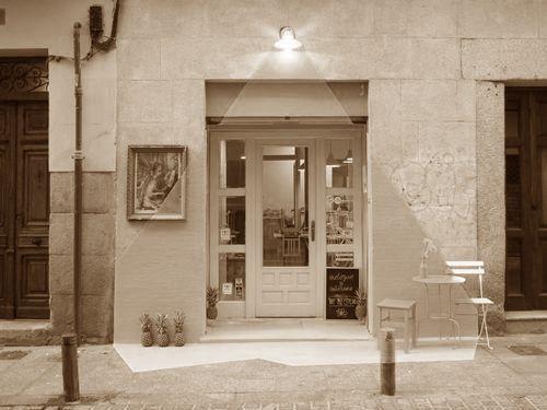 スペインの視覚効果レストラン00