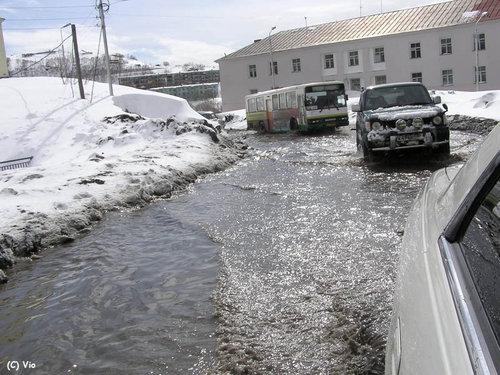 ロシアの普通の冬14