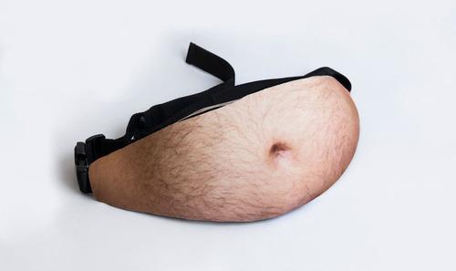 中年太りポーチ01