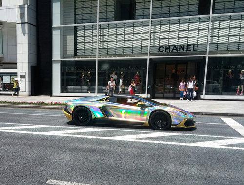 今日東京で見た車01