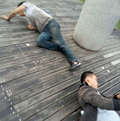 中国のブラック企業01