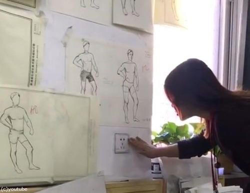 楽しいお絵描き教室04