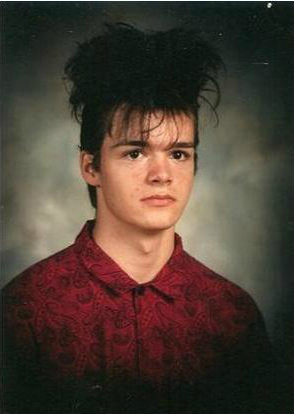 80年代の髪型19