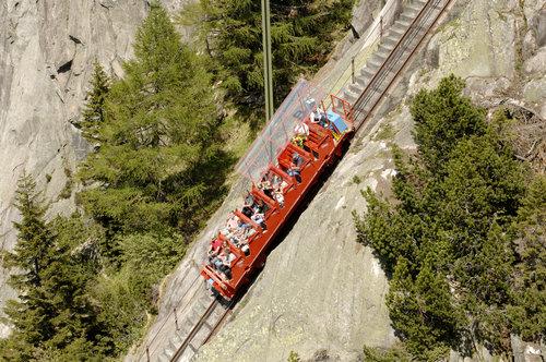 スイスのジェットコースター02