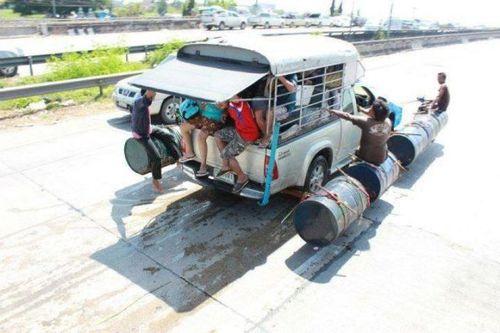 タイの洪水22