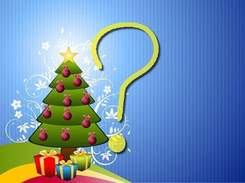インパクトあるクリスマスツリー00