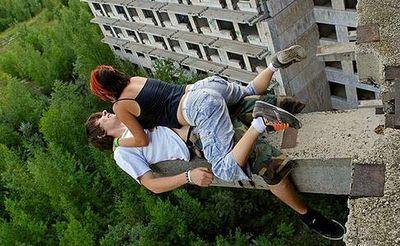 高所恐怖症は見ないほうがいい崖っぷち・ギリギリ画像12