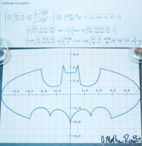バットマン方程式01