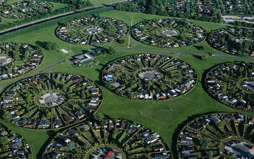 デンマークの郊外01
