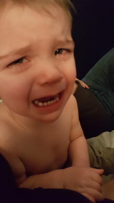 子どもは泣くけど…07