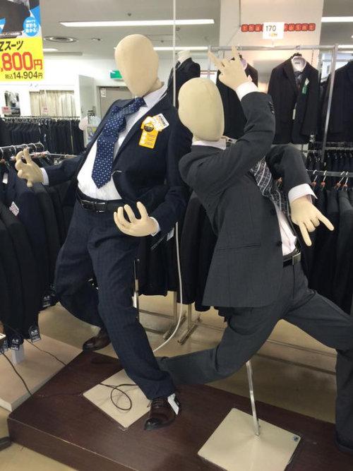 日本のマネキン01