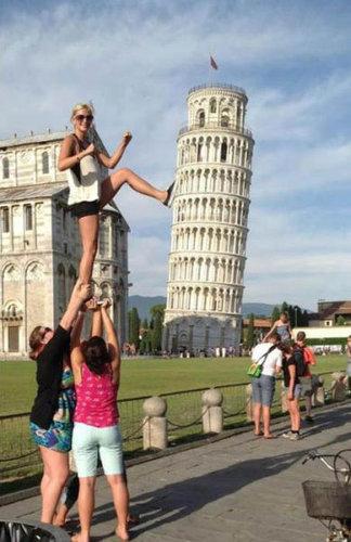 ピサの斜塔06
