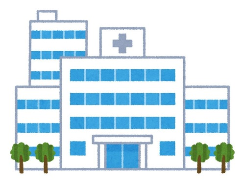 ホラー映画の病院と自分の国の病院