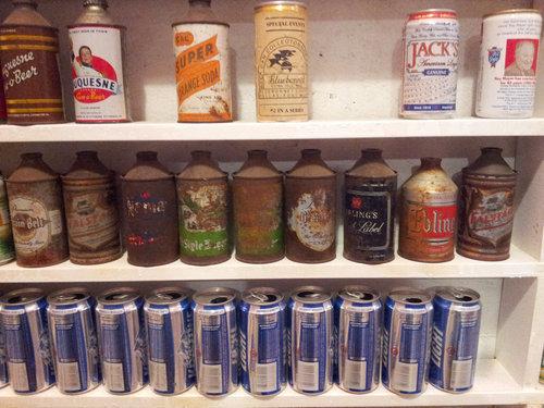 ビール缶のコレクション 013