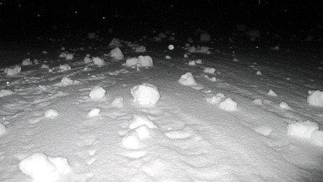 ノルウェーの雪だるま03