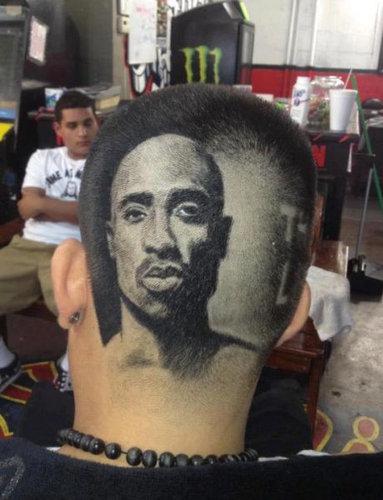 すごい髪形10