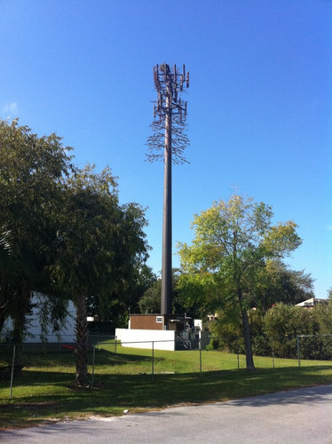 アリゾナ州の電波塔02