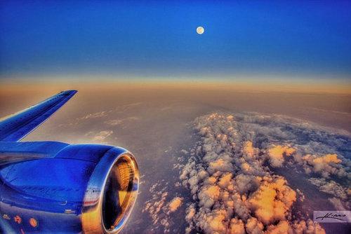 飛行機は窓側の席25