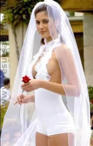 セクシー花嫁