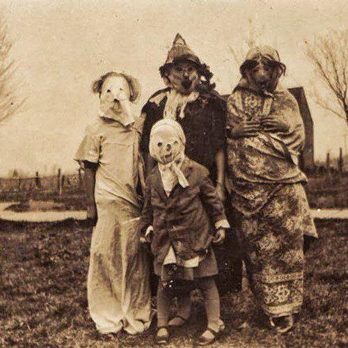 昔のハロウィン14