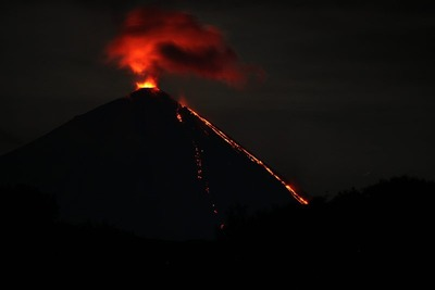 クリュチェフスカヤ火山01