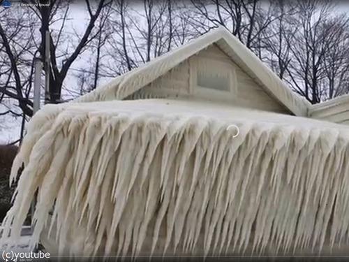ニューヨーク州を襲った暴風雪03
