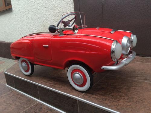 ソ連時代の子ども用のペダル車をレストア14