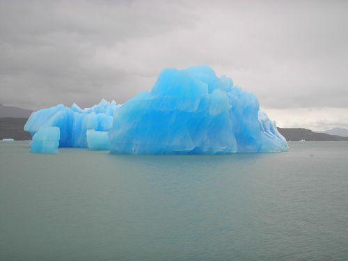 ブルーの氷河01