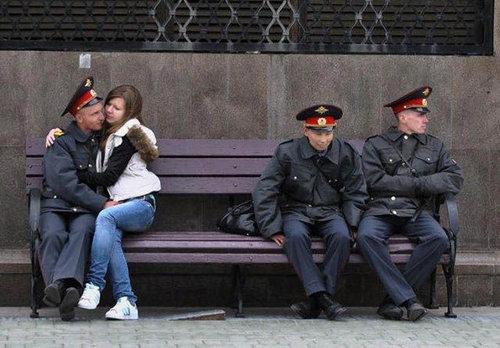 ロシアの警官17