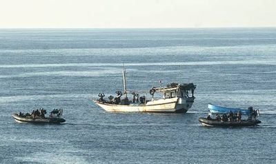 ソマリア海賊