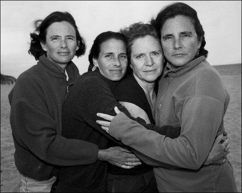 4人姉妹の毎年の写真26
