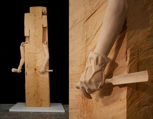 木彫りアート03