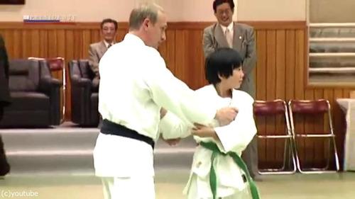 プーチン大統領と柔道03