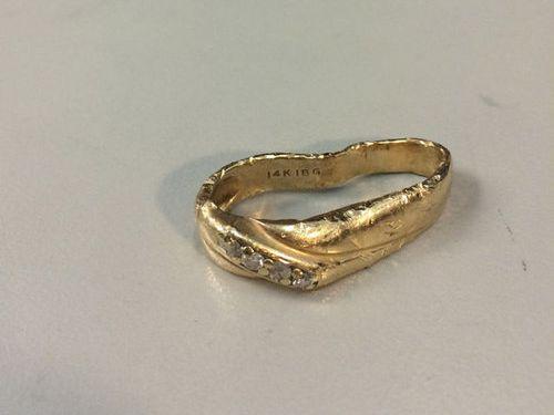 結婚指輪の修復01