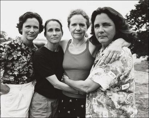 4人姉妹の毎年の写真28