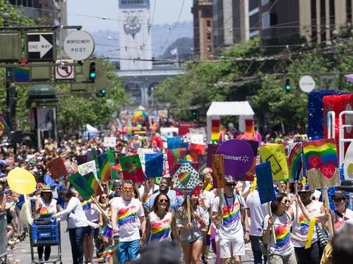 サンフランシスコ・プライドパレード